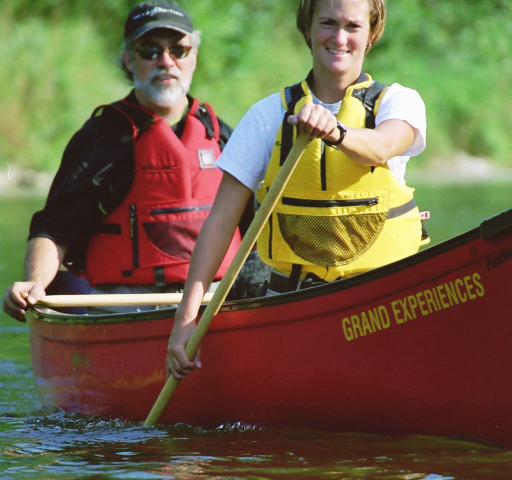 Grand River Experience – Guided Paddle