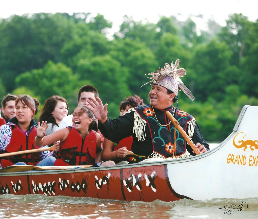 Voyage of the Iroquois