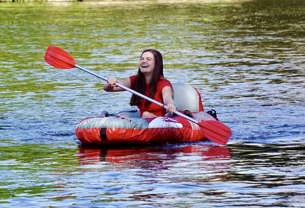 Rafting and Tubing the Grand – Paris to Brant Park