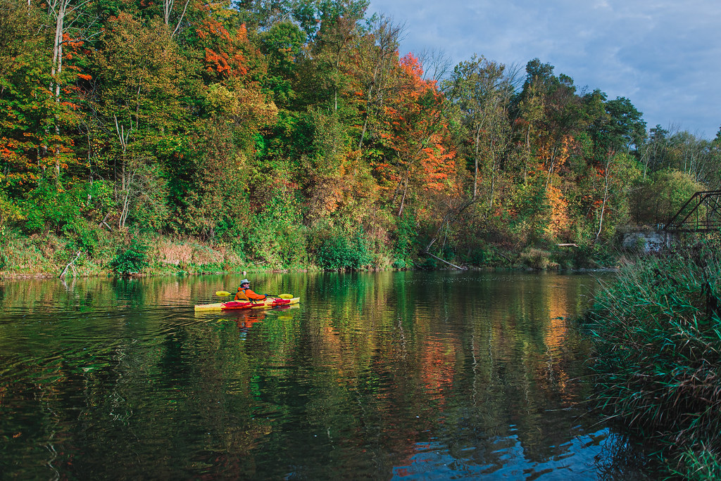 Paddling the Grand – Self-Guided Group Trip for 10