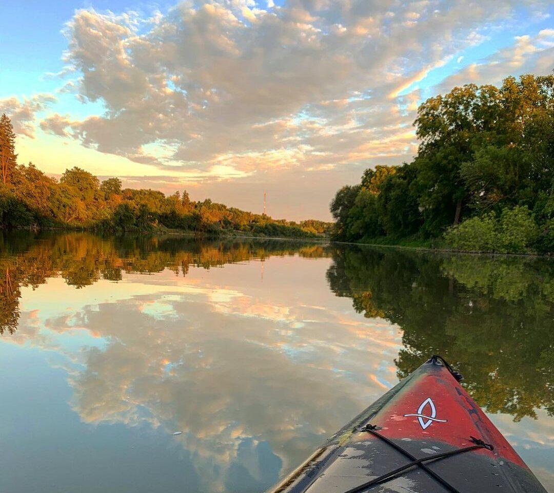Kayak and Canoe Rentals at Chiefswood Park