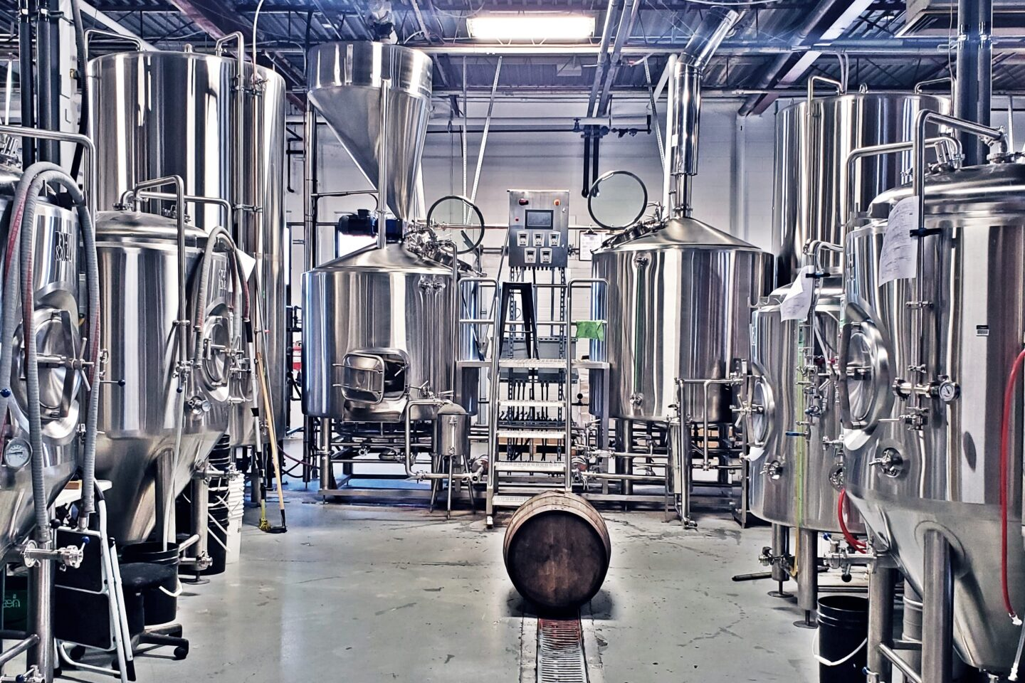 Brewmaster's Four Flight Sampling and Founding Tour