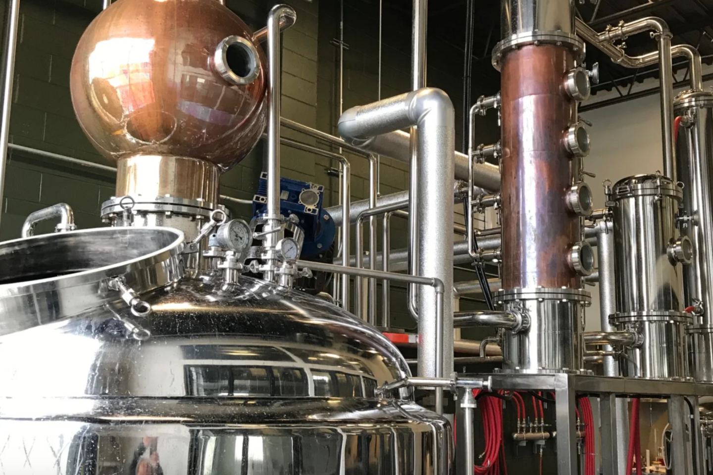 Exclusive Access to Manns Botanical Spirits Distillery for Tour and Tasting