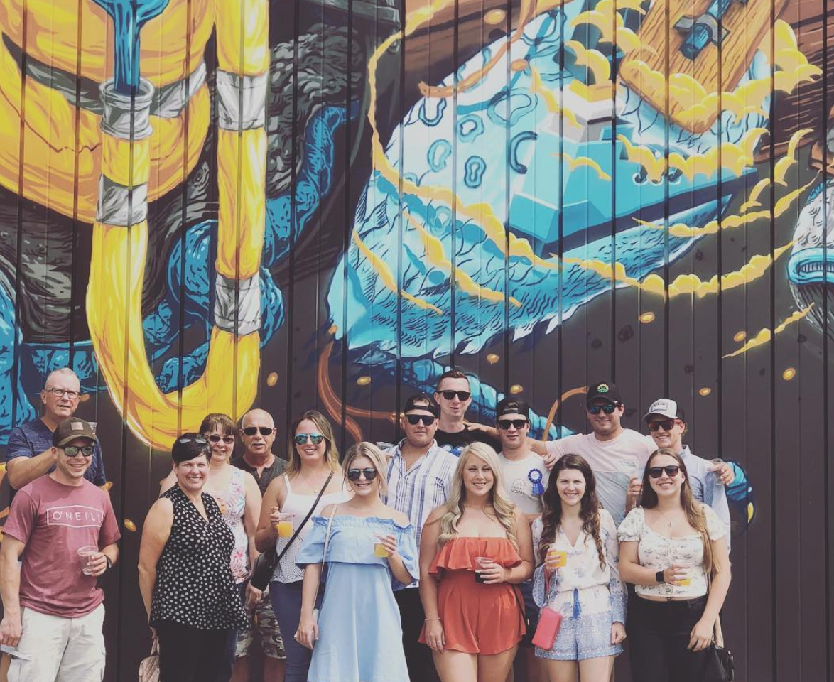 Hamilton Guided Craft Beer and Cider Tour Experience