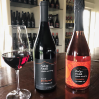 Ridge Road Estate Winery Presents a Sample Glass of Your Choice!