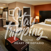 Break-away Staycation Getaway at Staybridge Suites Hamilton