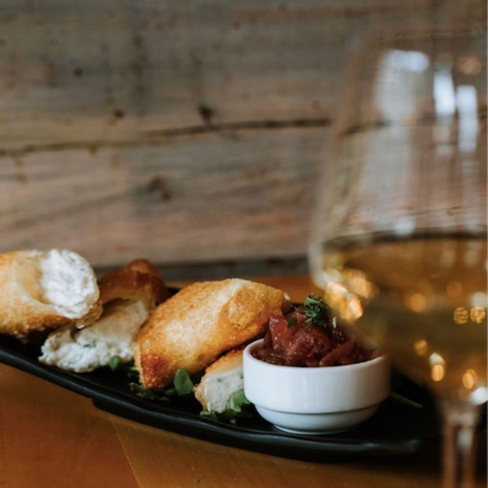 radius® Invitation for an Exclusive Chef Prepared Appetizer on Us!