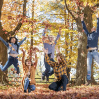 Fall for Halton – Exclusively Curated Nature-Setting Portrait Package