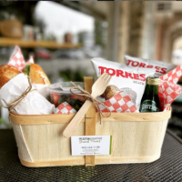 Picnic Basket for 2 from The Platter Company Gourmet Market