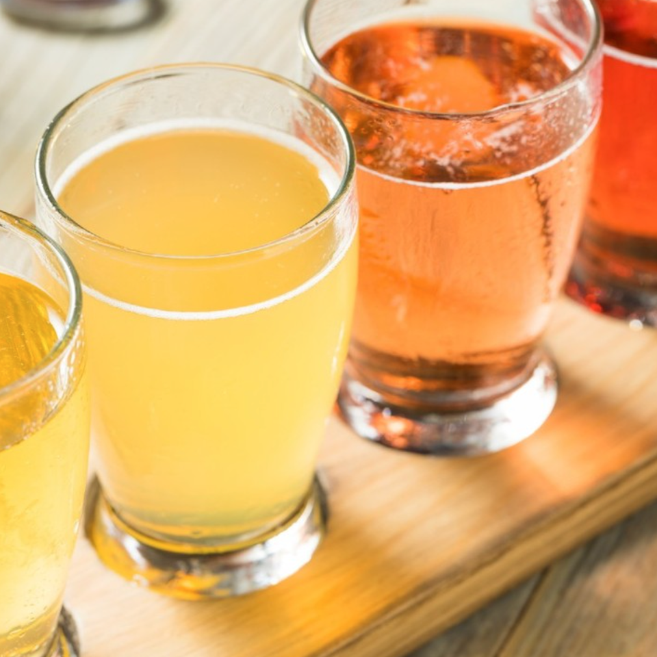 Complimentary Mead Tasting