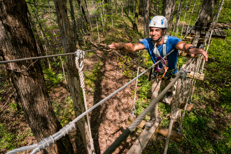 TreeTop Trekking Hamilton's Invitation to 15% Off Admission