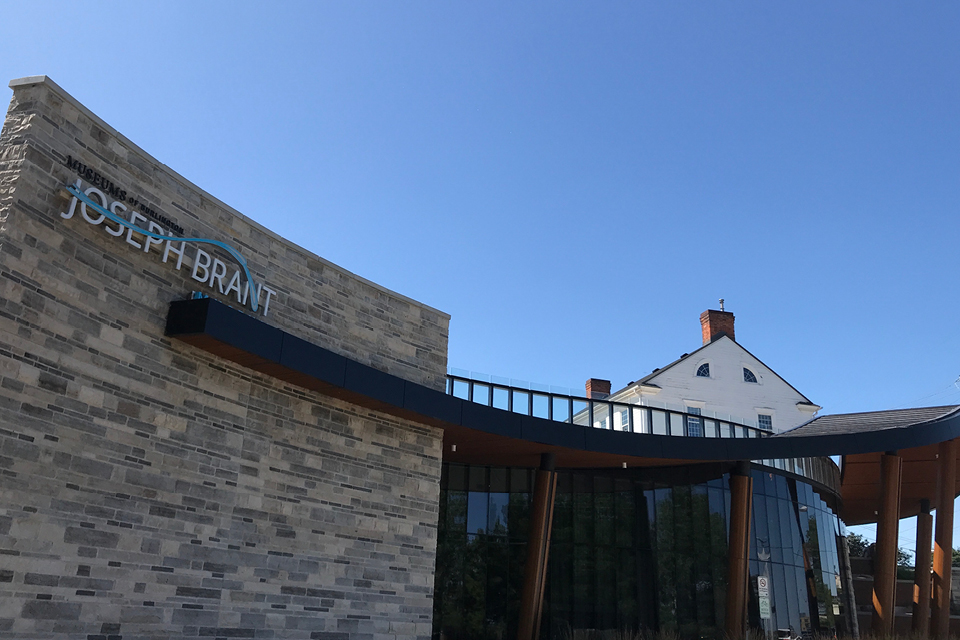 Joseph Brant Museum Offers 50% Off General Admission