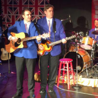 ACROSS THE POND: The British Invasion Starring Leisa Way & the Wayward Wind Band
