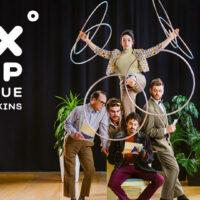 Flip-Fabrique: SIX° featuring Jamie Adkins