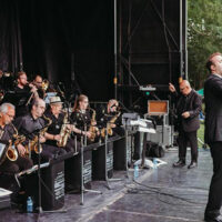 The Jimmy Stahl Big Band: SOUNDS OF SINATRA
